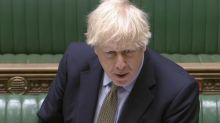 Boris Johnson 'won't rule out' national lockdown despite saying it will be a 'disaster'