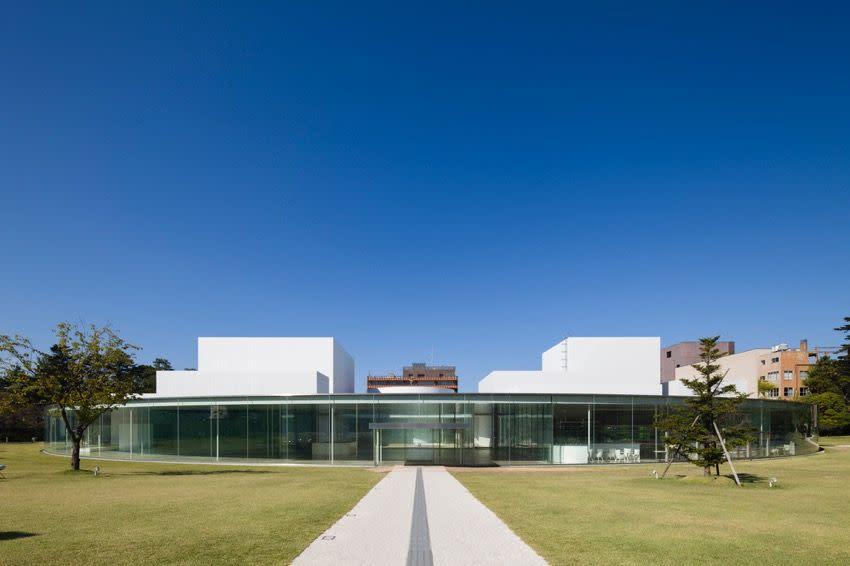 伝統の街金澤で現代藝術を体感しよう!金澤21世紀美術館