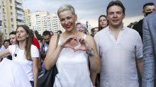 Belarus-Protest: Kolesnikowa soll verhört werden