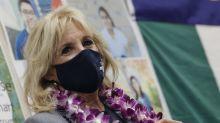Jill Biden to meet military spouses during stop in Colorado