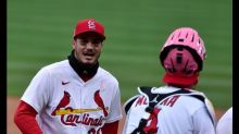 Hot Cardinals look for payback against Brewers