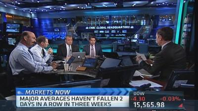 Where the market is 'tired': Pro