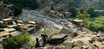Plus de 100 morts dans une crue éclair en Afghanistan