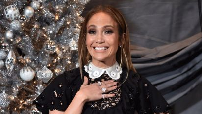 Jennifer Lopez Admits She's 'Hooked Up' In Her Trailer