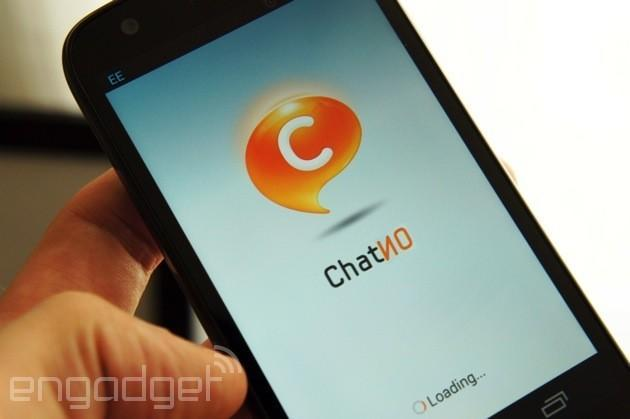 Samsung bakes SMS support into ChatON for Android, because please use ChatON