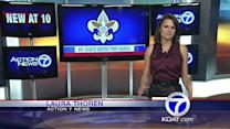 Boy Scouts Booted From Church