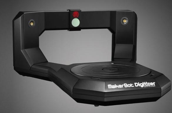 MakerBot Digitizer pre-orders open, shipping mid-October for $1,400