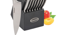12 Deals of Christmas - Day 8: Upgrade your kitchen tools and save 73 per cent on Cuisinart's 21-piece knife set