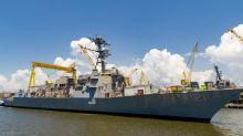 Shipbuilder Huntington Ingalls acquires Md. cyber company