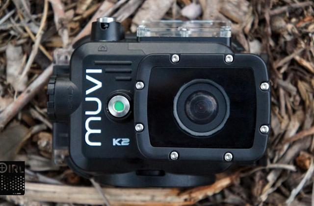 A taste of adventure with Veho's new Muvi K2 action camera