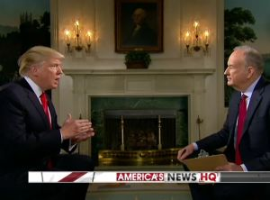 "Donald Trump To Bill O'Reilly On ""Killer"" Putin: ""Our Country's So Innocent""?"