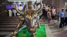 Sensex Ends At Record High Led By RIL; Mid, Small Caps Decline