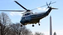President Obama Once Expressed Concern About Marine One Costs