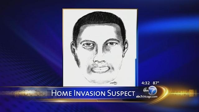 Sketch released in Frankfort home invasion