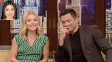 Kelly Ripa and Mark Consuelos' Daughter Lola Walked in on Them Having Sex: 'You Ruined My Life'