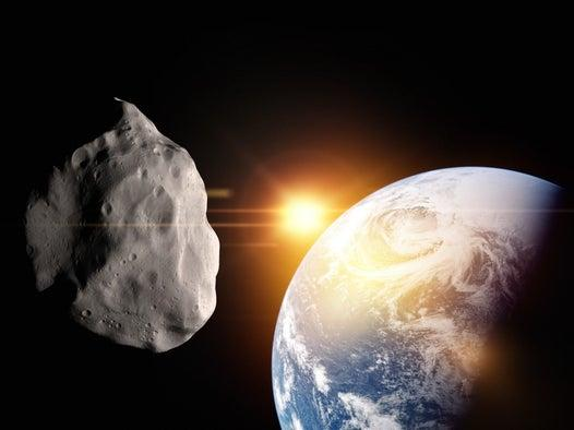 Asteroid larger than the Shard set to skim past Earth next month, Nasa warns