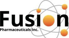 Fusion Pharmaceuticals Announces Pricing of Initial Public Offering
