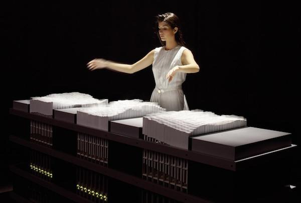3D-Display Transform zeigt die Zukunft flexibler Möbel (Video)