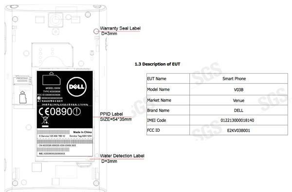 Dell Venue hits the FCC: is this the Thunder's new name?