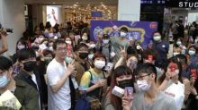 MINISO Taiwan Launches New Blind Box Collections, Hundreds Enjoy the Little Surprise of Blind Box