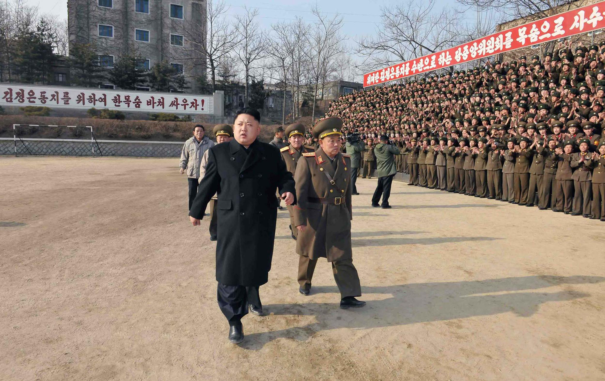 If War With North Korea Comes, What Are the U.S. Military's Most Powerful Weapons?