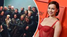 Emilia Clarke overwhelmed that GoT is ending