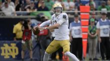 No. 10 Notre Dame beats Duke 27-13 in ACC debut