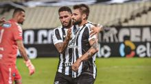 Ceará massacra Brusque e avança na Copa do Brasil