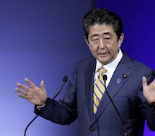 Japan's Abe Declines to Say If He Backed Trump for Nobel Prize