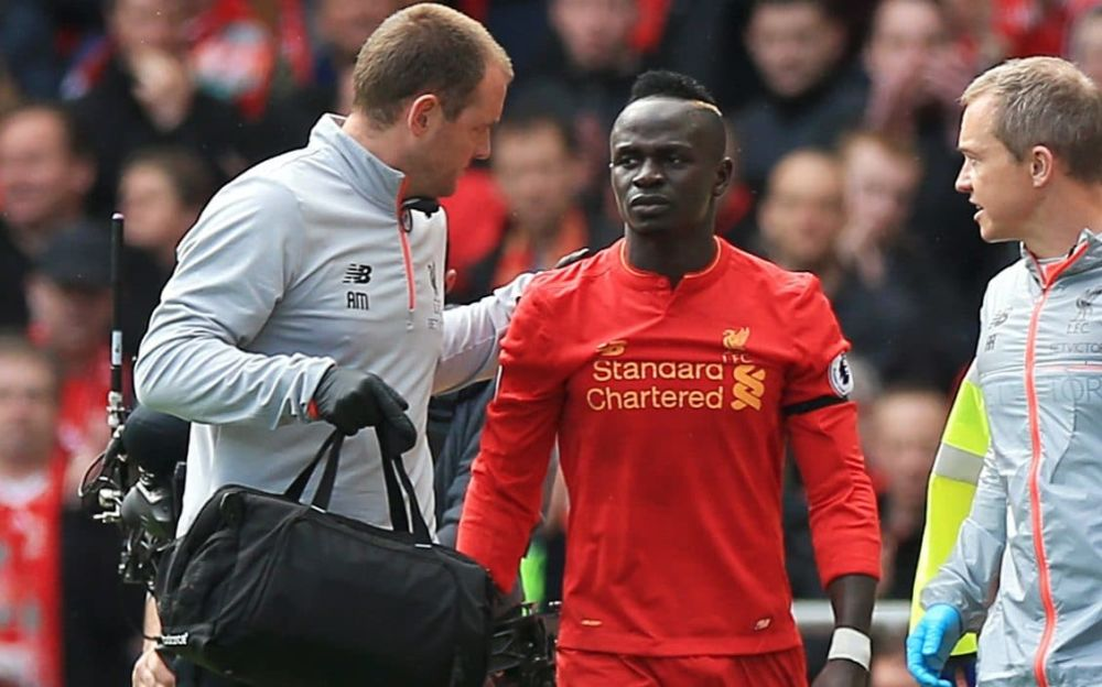 Sadio Mane could miss the rest of the season - PA