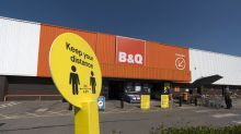 B&Q owner reports 164% rise in online sales as Brits 'rediscover their homes'