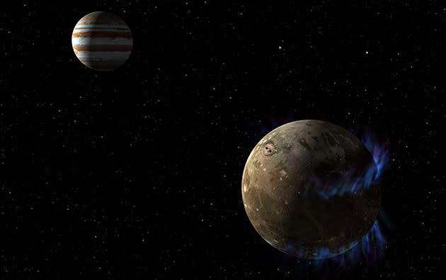 NASA proves that Jupiter's biggest moon is hiding an ocean