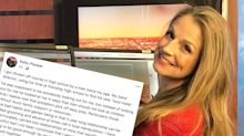 'I can't take it': Tragic final post before TV host's death aged 42