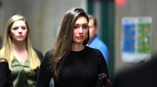 Harvey Weinstein accuser has panic attack as her credibility is questioned: 'You're confused a lot'