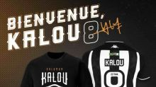 Botafogo lança site para venda de produtos personalizados de Kalou