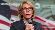 Betsy DeVos Pushes New School Choice Program