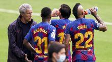 Ex-treinador aciona Barcelona na Justiça e cobra valores de rescisão em aberto, crava rádio