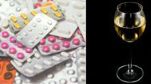 Ce qui se passe dans votre métabolisme quand vous mélangez alcool et médicaments