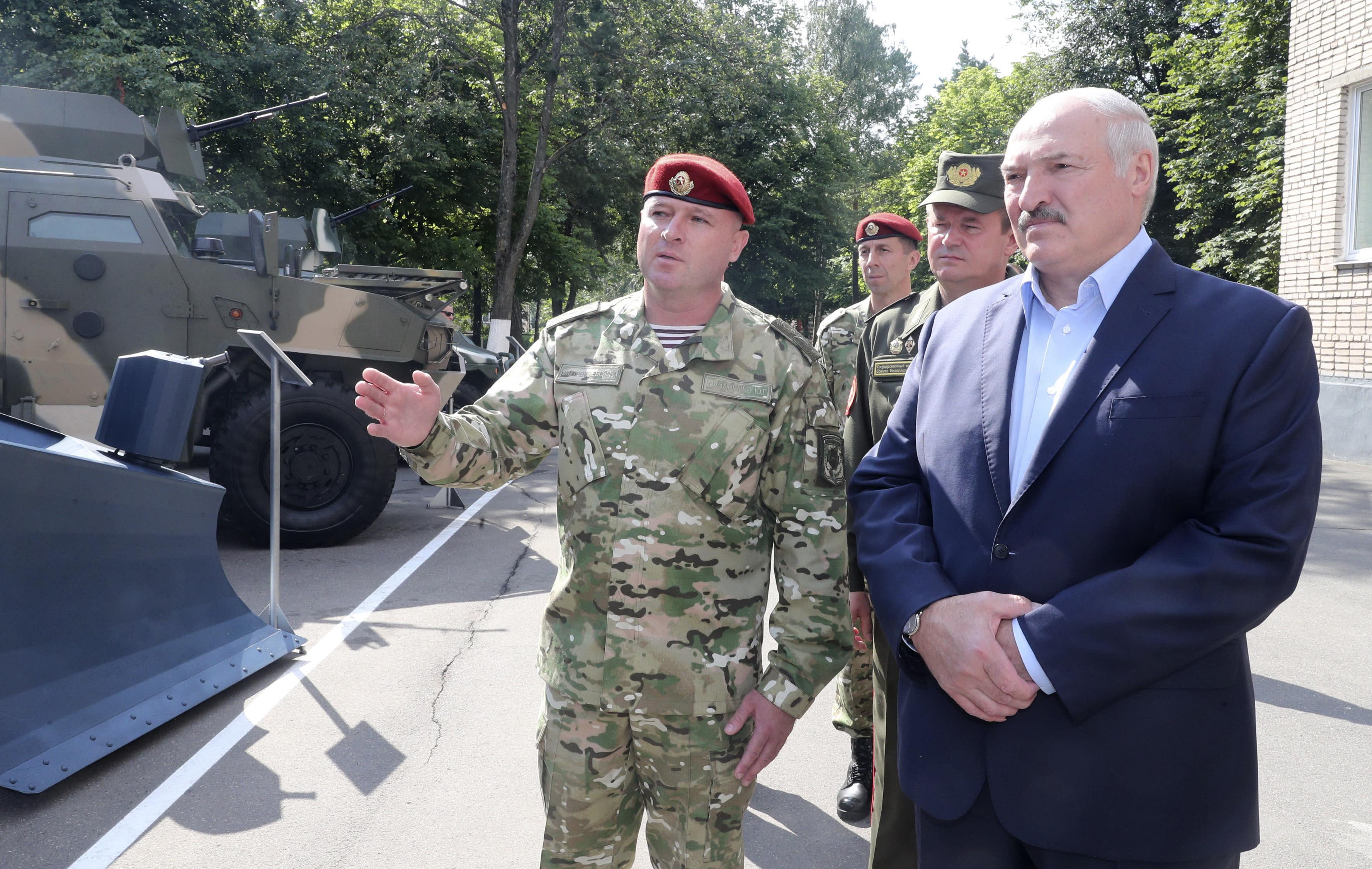 Belarus Election Unrest – Defensionem - The War Bible   Belarus