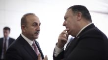 Pompeo meets with Turkish leaders on missing Saudi writer