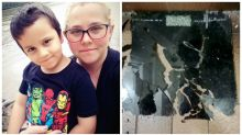Mum claims Kmart scales exploded in front of her child