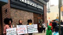 Starbucks spent years burnishing its progressive credentials. One employee may undermine it all