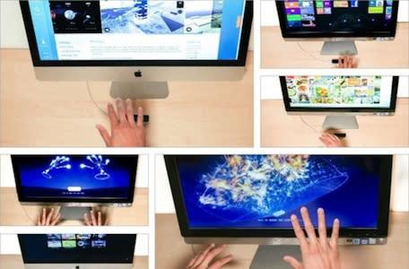 Leap Motion and Airspace App Store coming July 22