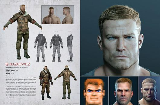 Wolfenstein art book launches in May, more from Bethesda to follow