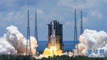 中國第一個自主火星任務「天問一號」順利發射,向著火星出發