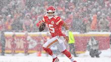Could snow slow down Patrick Mahomes and Chiefs on Sunday in Denver?