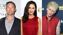 Megan Fox and Machine Gun Kelly's very public romance bothers Brian Austin Green