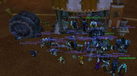 It came from the Blog: Brewfest 2009 recap