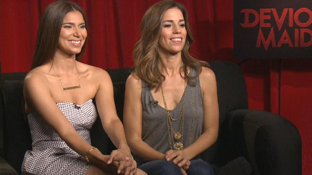 Roselyn Sanchez and Ana Ortiz Are Having A Blast On 'Devious Maids'