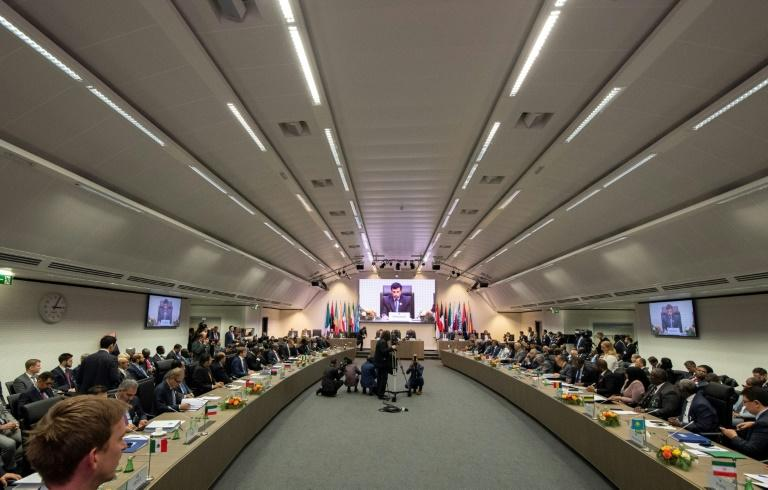 OPEC ministers will be joined by their OPEC+ colleagues at a meeting on Friday